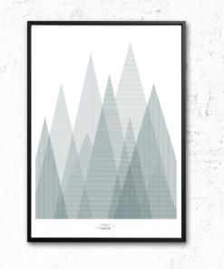 Forest veggspjald